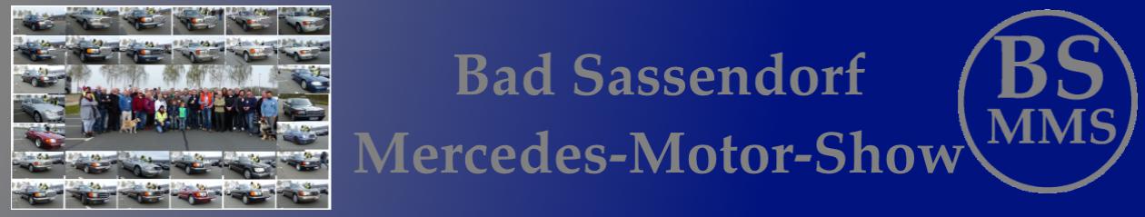 Bad Sassendorf Mercedes Motor Show