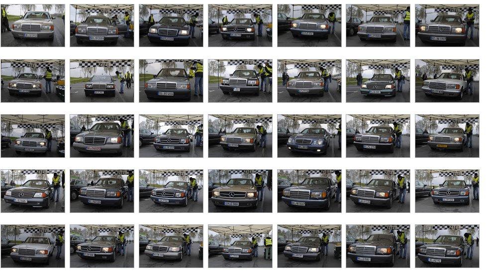 Bad Sassendorf Mercedes Motor Show 2016