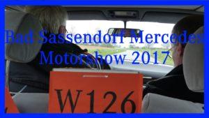 BSMMS 2017 Treffen des W126 Forum