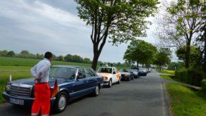 Bad Sassendorf Mercedes Motor Show 2018